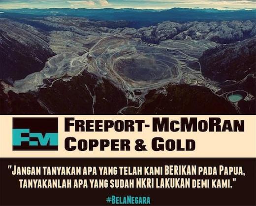 Freeport - Yayasan Satu Keadilan