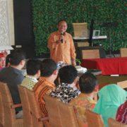 Launching Yayasan Satu Keadilan