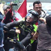 pembubaran paksa aksi mahasiswa oleh polresta bogor - Yayasan Satu Keadilan