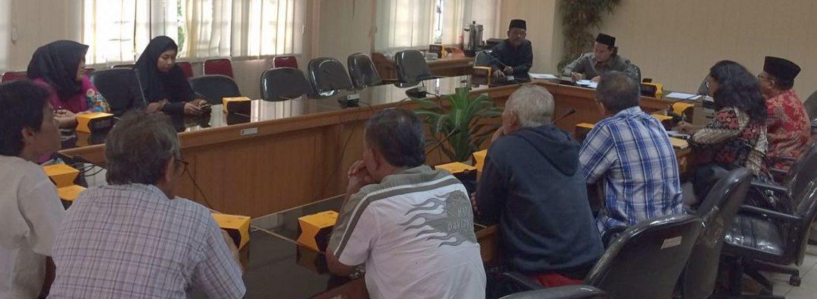 Teplan - DPRD Kota Bogor - Yayasan Satu Keadilan